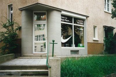 1999 Umzug Frankenbergstrasse