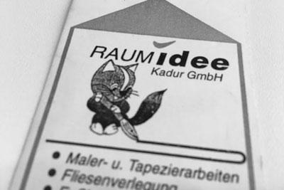 Gruendung KADUR GmbH Raumidee