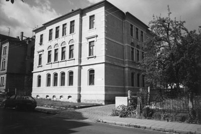 1974 Umzug Lange Strasse