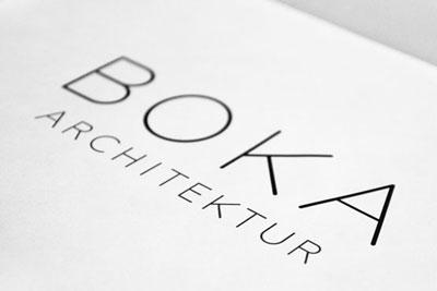 BOKA Architektur Logo