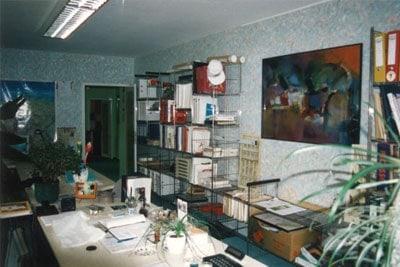 1995 Umzug nach Altfranken Otto Harzer Strasse