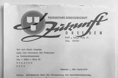 Produktionsgenossenschaft Zukunft Dresden