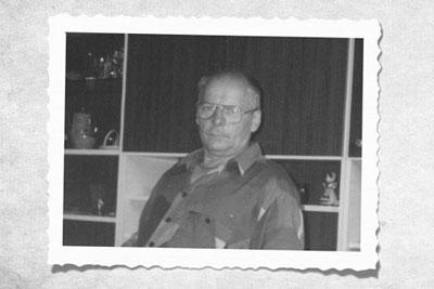 1978 Mitgliederbeschluss Siegfried Arnold Vorstand