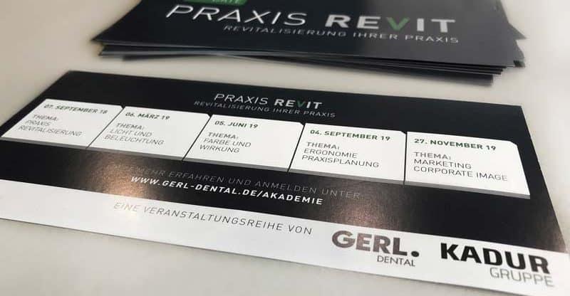 Anton GERL GmbH Dental, Dresden, Hausmesse, Goldene Zwanziger, Zahnaerzte, Aerzte, Dentalausstatter, Praxisräume, Praxis, Medizin, Gesundheit, Geraete, Revitalisierung, Praxis REVIT