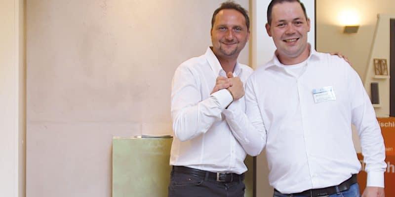 Meisterprüfung, Michel Grützner, Maler und Lackierer