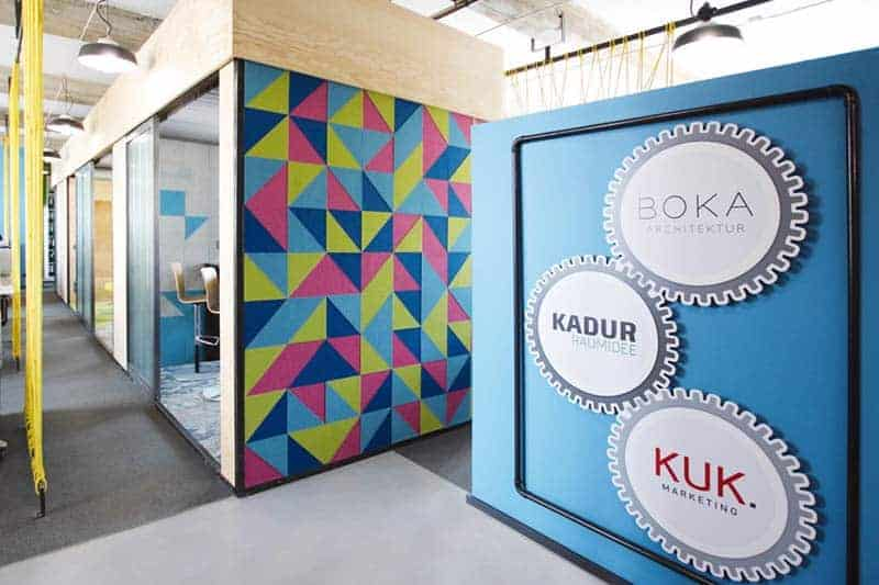 Bueroloft, KADUR Gruppe, BOKA GmbH, KUK Marketing, KADUR Handwerk, KADUR Haustechnik, KADUR GmbH