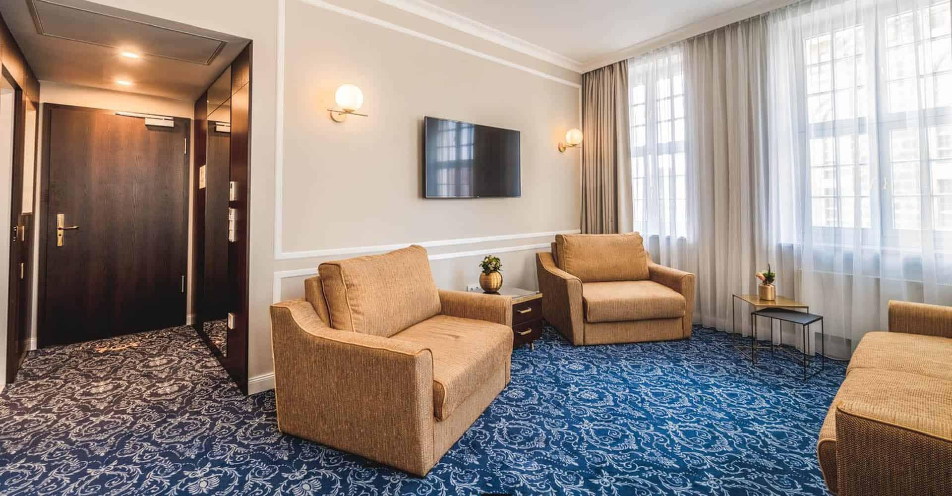 Hotel Suitess, Handwerk, Haustechnik, Luxushotel, Dresden, Kadur Gruppe