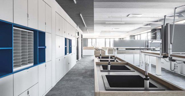 RINK, Neubau Firmengebäude, Dresden, Handwerk, Architektur, Innenausbau, Büro, Gewerbe
