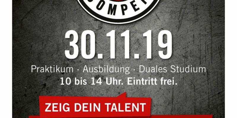 MEET AND COMPETE – DSC Karrieremesse für Durchstarter