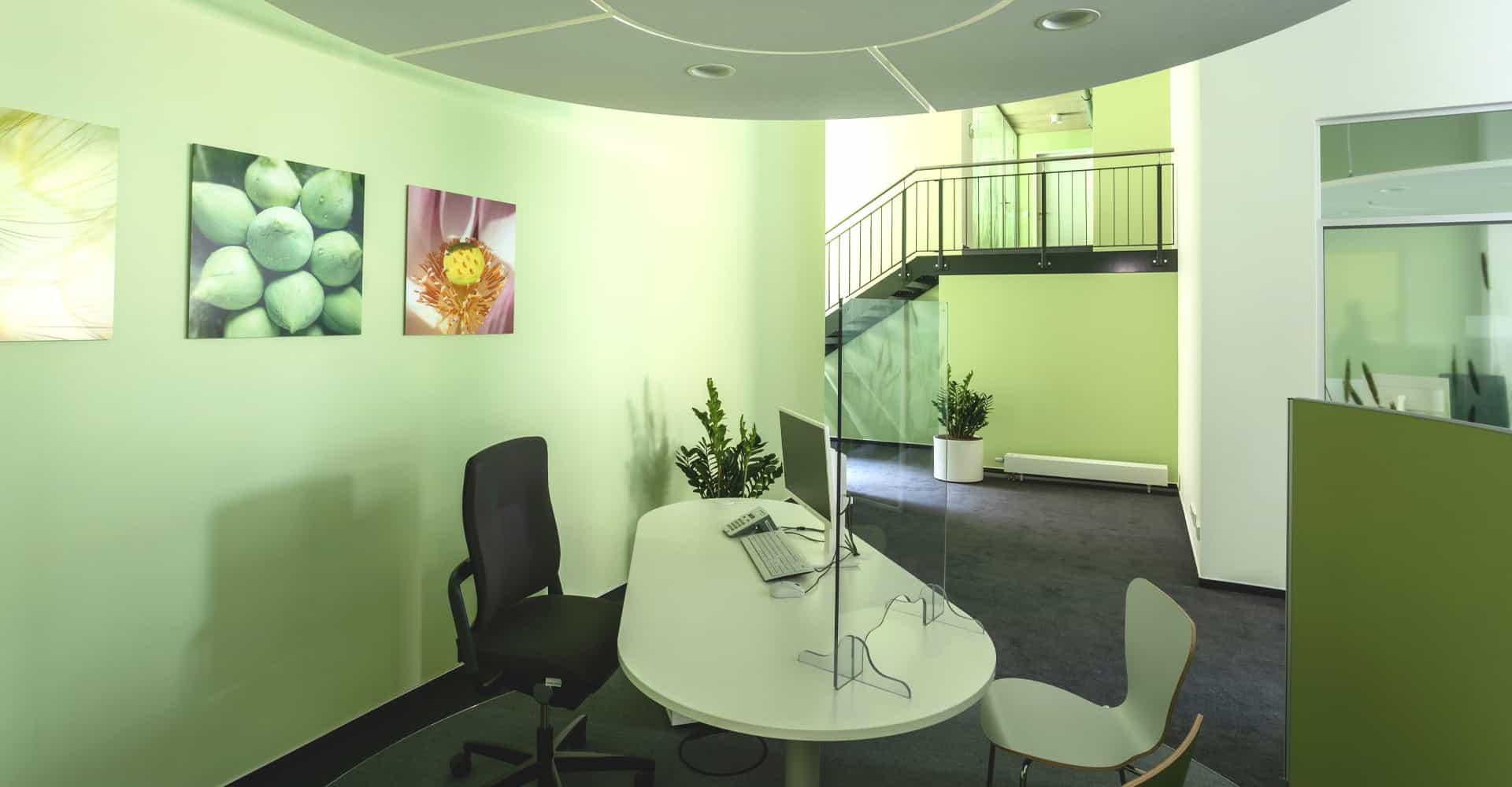 KADUR Gruppe AOK PLUS Filiale Dresden Büro