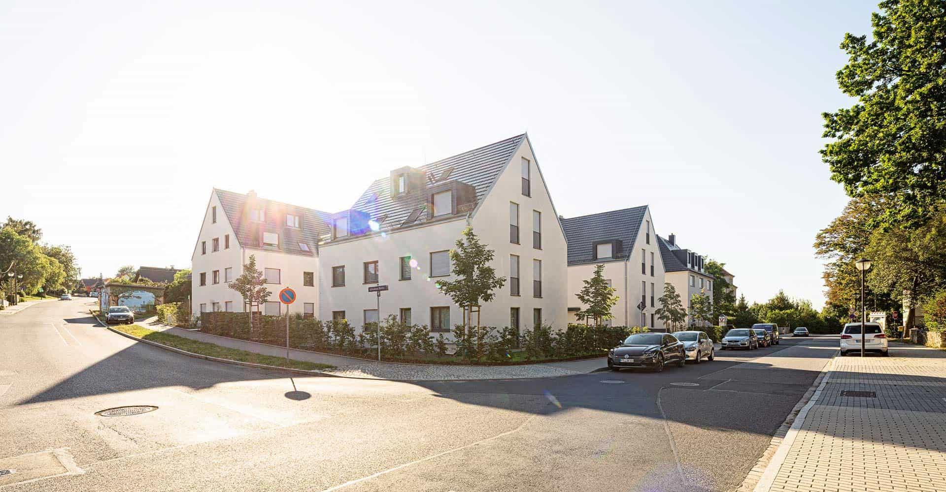 KADUR Gruppe Wohnungsbau Architektur Parkquartiere Altfranken